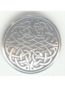 Metal Celtic Disc - rear bail
