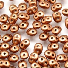 Superduo 2.5x5mm Cry Bronze Copper -24gr