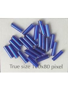 Bugle 6mm Dark Purple - per 10 gram