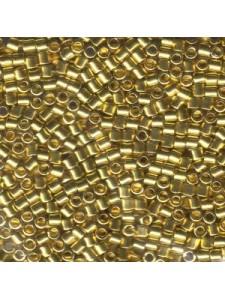 Delica 8/0 Bright Gold 6.8gram