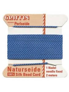 Griffin Silk BD Cord #14 2mtr Blue