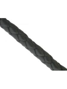 Bolo Leather Cord 5mm Black 1mt