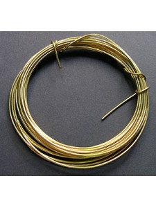 Brass Wire 0.6mm 22gauge 10 meter