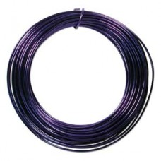 Aluminium Wire 12 ga Blue 39 feet