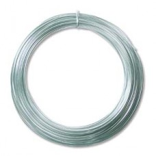 Aluminium Wire 12 ga Ice Blue 39 feet