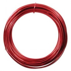 Aluminium Wire 12 ga Red 39 feet