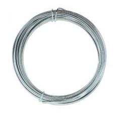 Aluminium Wire 12 gauge Grey 39 feet