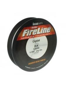 Fireline 2lb (0.07mm) 125 yards Crystal