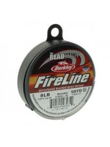 Fireline 8LB Smoke Grey  .17mm 50YDS
