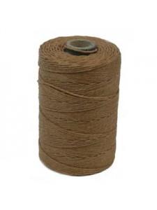 Irish Waxed Linen 3ply ~120yds Buttersco
