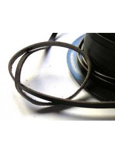Craft Leather 3x1mm Dark Brown 25mtr