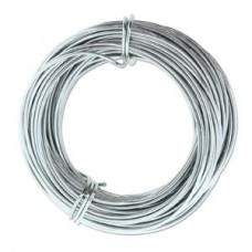Aluminium Wire 18ga Grey 39FT