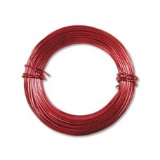 Aluminium Wire 18ga 39 foot  Red