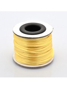Rattail Nylon Cord 2mm ~10mtrs Lt Khaki