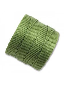S-Lon Cord #18 0.5mm 77 yards Avocado
