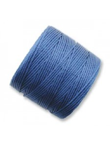 S-Lon Cord #18 0.5mm 77 yards BlueLagoon