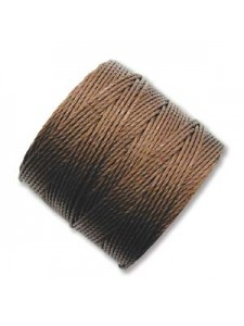 S-Lon Cord #18 0.5mm 77 yards Brown
