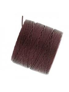 S-Lon Cord #18 0.5mm 77 yards Burgundy