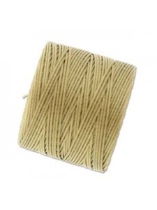 S-Lon Cord #18 0.5mm 77 yards Bronze