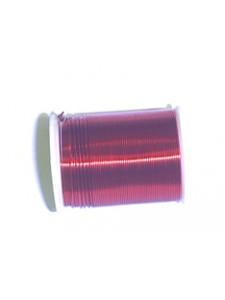 JD24 Colourcraft 24 gauge Red (18.3m)