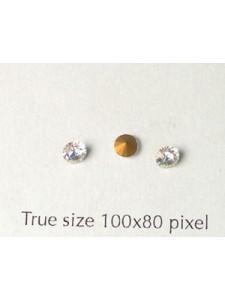 Chanton Stone PP28 Crystal Foiled