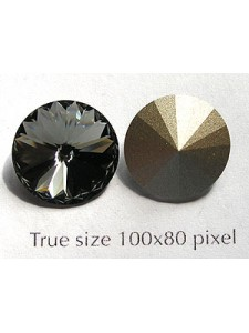 Swar Rivoli 14mm Black Diamond