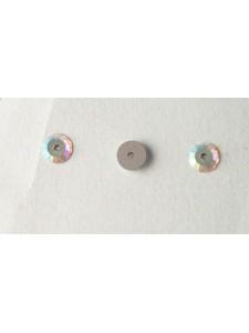Swar Special Button 4mm Aurora B
