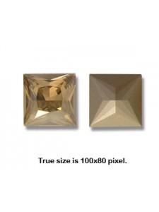 Swar Princess Square 12mm Golden Shadow
