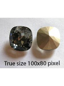 Swar Stone 12mm Black Diamond