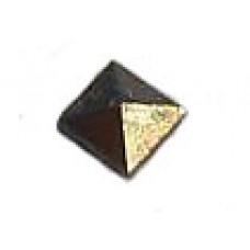 Natural Marcasite Square 1.20mm - 30 pcs