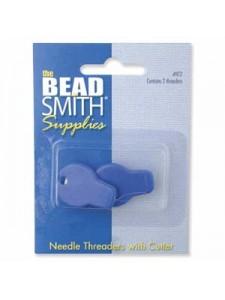 Needle Threader w/cutter