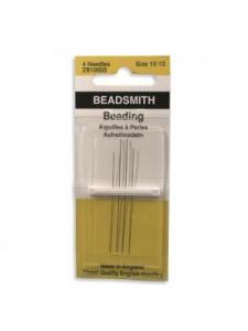 Beading Needles MIX #10/13 4/pkt English