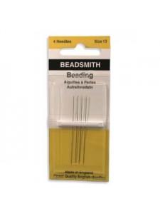 Beading Needles #13 4/pkt English